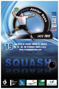 Affiche open de France 2012