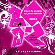 Affiche open squash septembre 2012